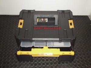 DeWalt Tstak Box III T-Stak DWST1-70705 - Tool Box Transportation Box