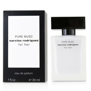 NEW Narciso Rodriguez Pure Musc For Her EDP Spray 30ml Perfume
