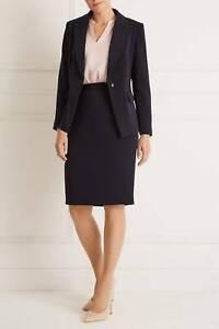Petite Fenn Wright Manson Women's Tailored Skye Skirt SZ's 8,12,14,16,18