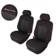Sitzbezüge Sitzbezug Schonbezüge für Seat Leon Vordersitze Elegance P3