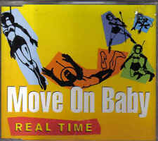 Real Time-Move On Baby cd maxi single
