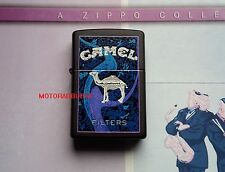 ZIPPO - CAMEL - RIVERBLEND -  LIMITED  - GREAT &  RAR  !!