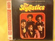 STYLISTICS.      YOU. ARE. EVERYTHING.      THE. ESSENTIAL.