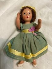 Nancy Ann Storybook Doll ~ Wood And Bisque