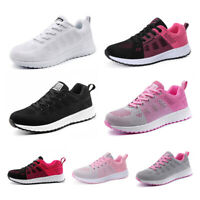 Womens Breathable Athletic Sport Sneakers Ladies Running Tennis Shoes Trainers