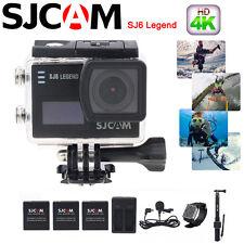 """SJCAM originale SJ6 LEGEND azione telecamera 2.0 """" touch screen 4k 16mp cam DV"""