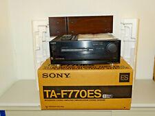 Sony TA-F770ES High-End Verstärker inkl. Holzwangen OVP&NEU, 2 Jahre Garantie