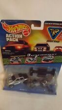 """Hotwheels Action Pack Team Knight Rider """"Dante"""" 3 Battle Vehicles in One"""