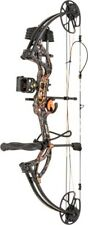 NEW Bear CRUZER G2 Wildfire Bow Pkg 70# Left Hand Free Cap & Paradox Bow Sling