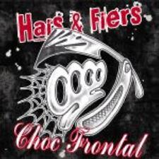 HAIS & FIERS / CHOC FRONTAL – Split LP oi! punk snix