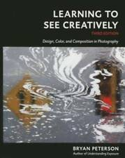 LEARNING TO SEE CREATIVELY - PETERSON, BRYAN - NEW PAPERBACK BOOK