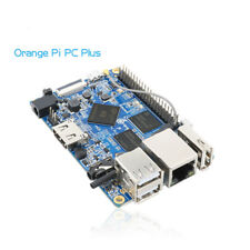 Orange Pi PC Plus ARM A7 Quad Core 1.6GHz 1G DDR3 8GB EMMC Flash Single Board