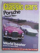 Thoroughbred & Classic Car/jun 1983/Alvis/Corvette history/Jaguar XK120/Herald
