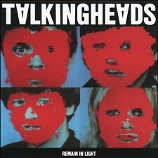 Remain in Light [180g Vinyl] by Talking Heads (Vinyl, Sep-2006, Rhino (Label))