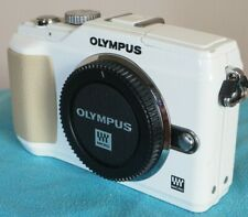 Olympus E-PL2 Camera converted to FULL SPECTRUM for Infra Red photography