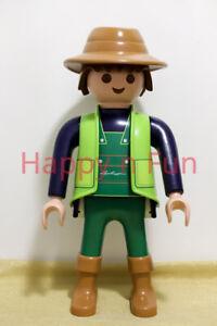 Playmobil ® Jardinier géant XXL Gardener Lechuza Neuf - New - nuevo