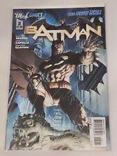 BATMAN #2 JIM LEE 1:25 VARIANT COVER DC COMICS 2011 THE NEW 52 1ST PRINT