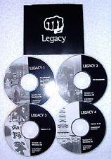 BRAND NEW ITF TKD TAEKWONDO BLACK COLOR BELT TEACH EDUCATE 4 CD GENERAL CHOI DVD