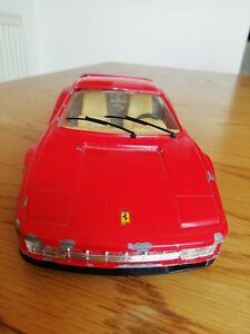 1984 Burago Ferrari Testarossa 1/24 Scale Diecast Model. Spares And Repairs