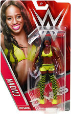 """WWE Basic Collection Series # 56_NAOMI 6 """" action figure_WWE Diva_New & Unopened"""