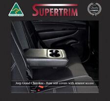 Rear Ar Seat Covers Fit Jeep Grand Cherokee Waterproof Premium Neoprene