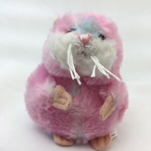 """Pink Hamster Sweetie An Amazing First Edition Ganz Webkinz Plush 4"""" Toy Lovey NC"""