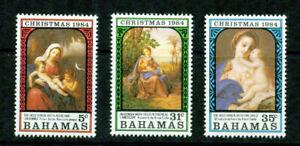 BAHAMAS     - 1984  – CHRISTMAS  – VF  **