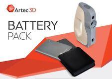 BATTERIA Artec 3D Scanner-BUONO PER Artec Eva, Artec Spider, Spider, Artec Space