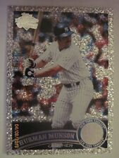 2011 Topps Diamond Anniversary #219B Thurman Munson SP