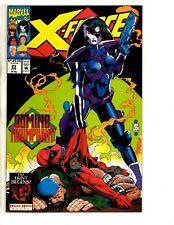 6 Marvel Comics X-Force 23 X-Man 58 X4 3 Beast 1 Phoenix 2 Ultimate 51  J308