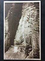 RP Vintage Postcard - Somerset #15  - Cheddar Caves, Cascade, St Pauls - Gough
