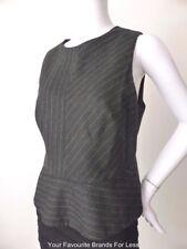 VERONIKA MAINE Sleeveless Wool Blend  Top Size 10  US 6  Made in Australia