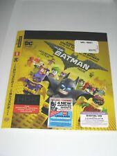 The Lego Batman Movie (4K Ultra HD slip cover only)No Disc No Blu Ray