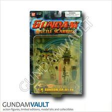 NEW MSIA GP-01 FB Battle Scarred Gundam Action Figure Bandai US Seller MIA