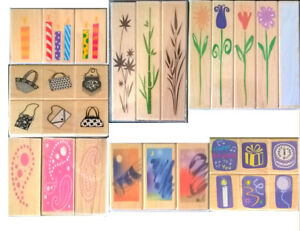 HERO ARTS EVERYDAY STAMPS 21 DESIGNS TO CHOOSE FROM