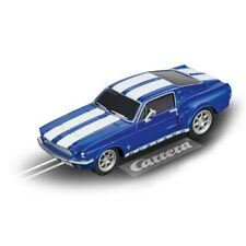 Carrera GO!!! 64146 Ford Mustang '67 - Racing Blue