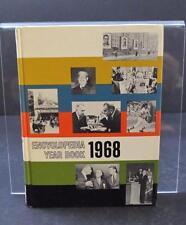 Vintage Encyclopedia Year Book Grolier (1968, Hardcover) Book W11