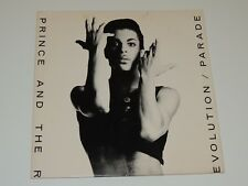 PRINCE AND THE REVOLUTION parade Lp RECORD GATEFOLD KISS 1986