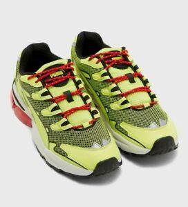 Puma Men's Cell Alien Kotto Shoes NEW AUTHENTIC Yellow/Black 369802 05 700