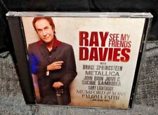 Ray Davies See My Friends (CD, 2010) FAST & FREE