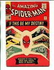 AMAZING SPIDER-MAN 31 VG- OW TO W PGS V1! 1ST APPEARANCE OF GWEN STACY! LIKE CGC