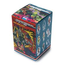 Kidrobot Transformers Vs G.I. Joe Blind Box Mini Figure 4 Blind Boxes NEW
