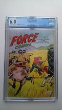 FORCE COMICS #NN SUB-MARINER # 27 CGC 6.0 FN  BLONDE PHANTOM  TIMELY MARVEL 1948