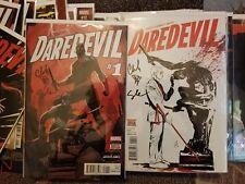 Daredevil 1-28 + 595-602 +Annual Comic Lot Run Set Marvel Soule Signed