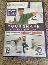 Your Shape: Fitness Evolved 2012 (Kinect) Xbox 360 Video Game, Microsoft