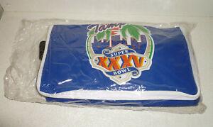 Super Bowl Cooler Bag XXXV Vtg But New 2000 Tampa