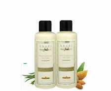 Khadi Meghdoot Hair Conditioner For Dry Hair With Almond 210 ml Pack of 2