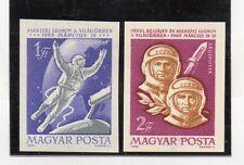 Hungria Espacio Serie del año 1965 (BX-836)