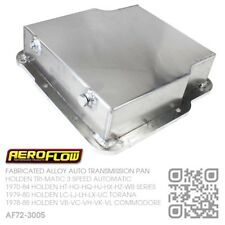 FABRICATED ALLOY DEEP TRIMATIC AUTO PAN HOLDEN HT-WB LC-UC TORANA & VB-VL COMMO