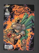 Battle Chasers #4 w/ Variants Joe Madureira Image Comics Cliffhanger
